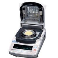 A&D | MX 50 Moisture Analyser | Oneweigh.co.uk